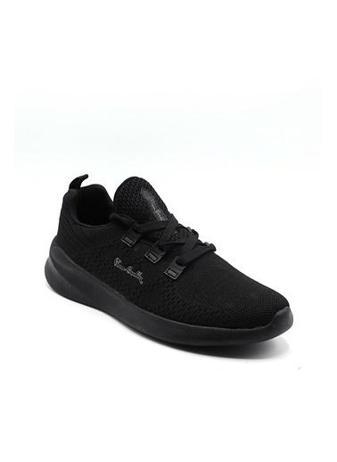 La scada 10124-3238 Sıyah Kadın Spor Ayakkabı Siyah